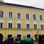 Hitler, místo narození, dům