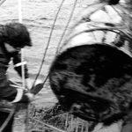 Orličtí vrazi, nález sudu č.2 s tělem, Orlická přehrada