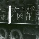 StB, sídlo Drtinova 304/7, V. správa MV, ochrana stranických a ústavních činitelů, garáže