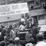 StB, sídlo, Oddělení VB, kde bili a uráželi demonstranty ze 17. listopadu 1989