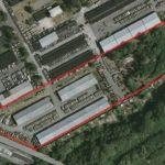 Jaderné hlavice v Česku, Hranice, vjezd do rozšířeného bloku SA střed