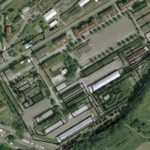 Jaderné hlavice v Česku, Hranice, elektrická signální stěna
