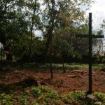 Neobjasněný děsivý případ Dita a Kamila, místo činu, symbolický hrob
