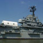 Letadlová loď USS Intrepid, New York