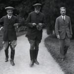 T.G. Masaryk a Beneš, setkání, neformální místo založení Republiky