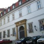 T.G. Masaryk, prezident, sedmé bydliště, Thunovská ulice