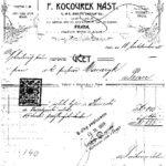 T.G. Masaryk, prezident, osmé bydliště, Valdštejnská ulice