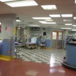 Pohotovost, ER, Emergency Room, seriál, studio 3, interiéry