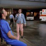 Pohotovost, ER, Emergency Room, seriál, u nemocnice, nadzemka