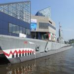 Ponorka USS Torsk, kubánská raketová krize, Baltimore