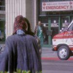 Pohotovost, ER, Emergency Room, seriál, před nemocnicí