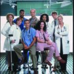 Pohotovost, ER, Emergency Room, seriál, cedule ER, vjezd