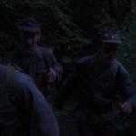 Místo natáčení filmu Rebelové, útěk vojáků lesem