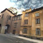 """StB, sídlo, Rozvědka """"špionážní aktivity"""", krycí název """"Stará budova"""""""