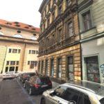 StB, sídlo Hybernská, dnes budova ministerstva financí ČR