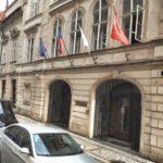 StB, sídlo Hybernská 1033/7, IX. správa SNB, Správa pro politickovýchovnou činnost