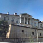StB, sídlo Na Opyši 251/3, VIII. správa MV, Správa ochrany delegací spřátelených StB