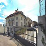 StB, sídlo, VII. správa SNB, Správa spojení, Paví vrch