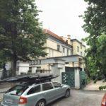 StB, sídlo Bubenečská 498/55, dnes Ministerstvo vnitra ČR