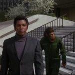 Dobytí Planety opic, Caesar, bitva o město, záběr č.4,Avenue of the Stars, Century City, Malcolm MacDonald