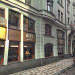 Tajné schůzky StB, krycí název místa:Borodin,Art Nouveau Palace hotel