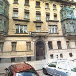 Tajné byty StB, krycí název:Zoubek,Washingtonova 1569/21