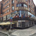 Tajné schůzky StB, krycí název místa:Katajev,Hotel Belvedere