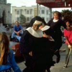 Sestra v akci, natáčení, kostel,St Paul's Catholic Church,San Francisco