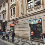 Tajné schůzky StB, krycí název místa:Krylov,Krčma, Hotel U Pavouka