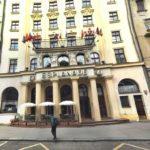 Tajné schůzky StB, krycí název místa:Janáček,Hotel Esplanade Praha