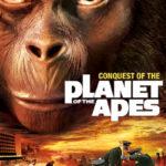 Dobytí Planety opic, Caesar, bitva o město, záběr č.3,Avenue of the Stars, Century City, socha