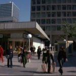 Dobytí Planety opic, Caesar, bitva o město, záběr č.1,Westfield Century City