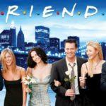 Seriál Přátelé, dům Rachel, Chandler, Joey, Monica, Phoebe, Ross, New York