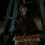 Útěk z Planety opic, závěr filmu, útěk, u vrtu, San Pedro