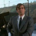 Útěk z Planety opic, Dr. Otto Hasslein přijíždí do přístavu, přístavSan Pedro