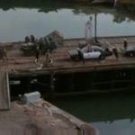 Útěk z Planety opic, místo vraku lodě,závěr filmu, přístavSan Pedro