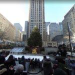 Sám doma 2: Ztracen v New Yorku, Kevin u vánočního stromu,Rockefeller Center